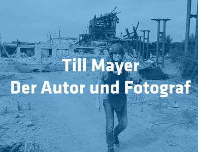 [Translate to Leichte Sprache:] Till Mayer